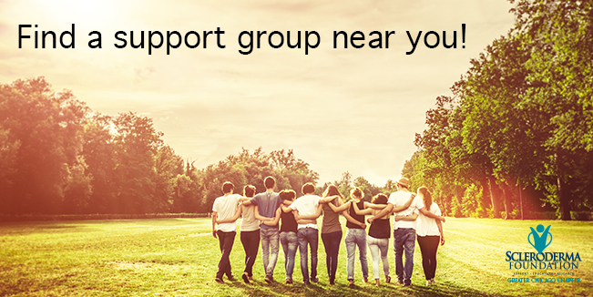 Web banner support groups